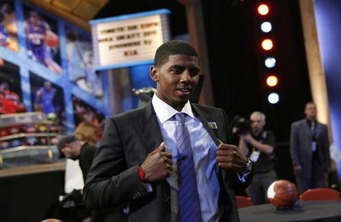 НБА. Ирвинг — первый номер драфта-2011
