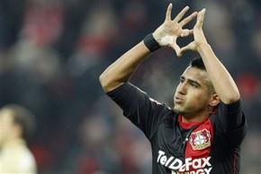 Милан предложил за Видаля десять миллионов евро