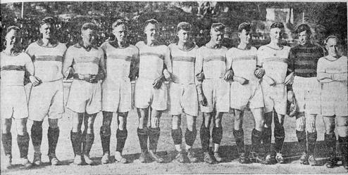 75 лет первой официальной победе киевского Динамо