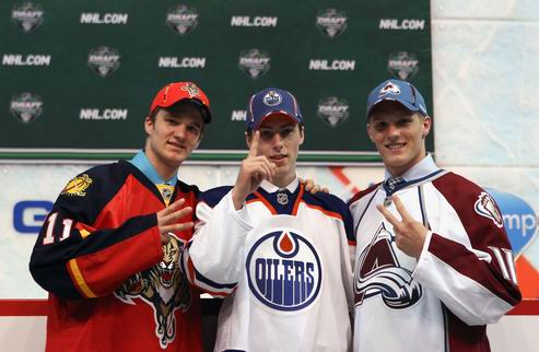 НХЛ. Драфт-2011: Канада и Швеция доминируют