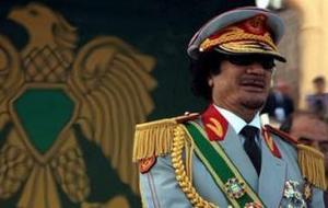 Футбольные звезды Ливии выступают против Каддафи