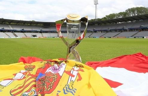 Финал Евро-2011 U-21. Швейцария — Испания. Как это было