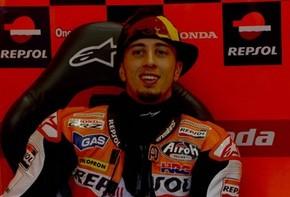 MotoGP. Довициозо доволен третьим местом