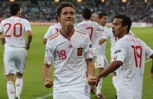 Евро-2011 U-21. Швейцария – Испания. Герой и антигерой