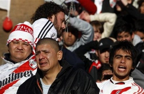 Ривер Плейт покидает элиту аргентинского футбола + ВИДЕО