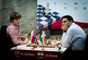 Четыре лучших шахматиста мира встретятся в сентябре