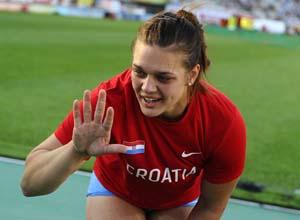 Легкая атлетика. Чемпионка Европы попалась на допинге