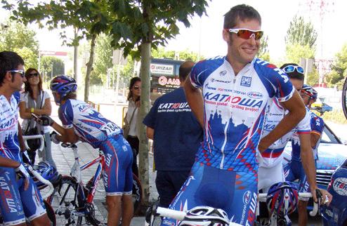 Тур де Франс 2011. Представление команд. Катюша