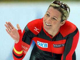 Самая успешная конькобежка Германии готовится выступить на летних ОИ