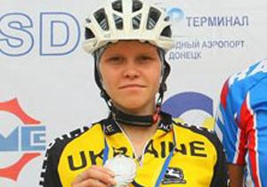 Маунтинбайк. Украинки на пьедестале гонки в Словении