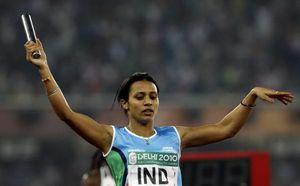 Ведущие индийские бегуньи пойманы на допинге