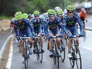 Велоспорт. Movistar продлевает трех гонщиков