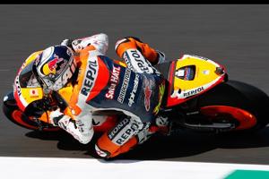 Moto GP. Гран-при Италии. Вторая практика