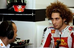 """MotoGP. Симончелли: """"Я доволен третьим местом"""""""
