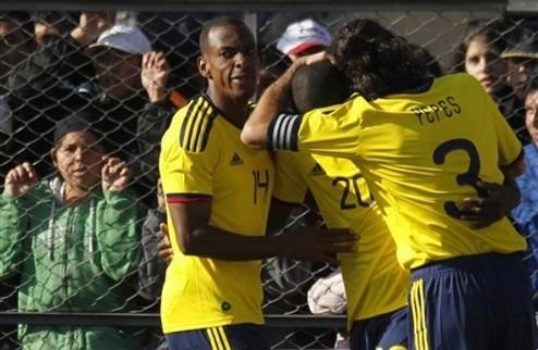 Колумбия одолела Коста-Рику + ВИДЕО