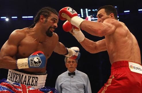 """Хэй: """"Владимир — великий боксер"""""""