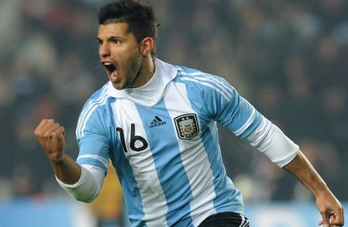Ювентус: 40 миллионов за Агуэро