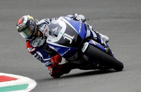 MotoGP. Гран-при Италии. Трудовая победа Лоренсо