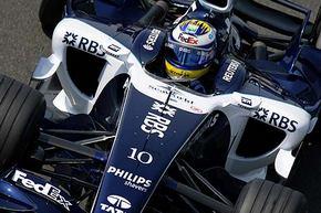 Уильямс и Рено возобновят сотрудничество в 2012 году