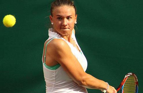 Арефьева не смогла выйти во второй круг в Баштаде