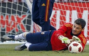 Касильяс остается капитаном Реала