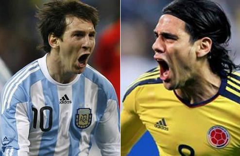 Копа Америка. Аргентина — Колумбия. Анонс