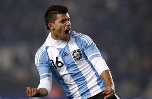 Атлетико отклонил 35-миллионое предложение Ювентуса по Агуэро