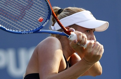А.Бондаренко не смогла выйти в четвертьфинал в Будапеште