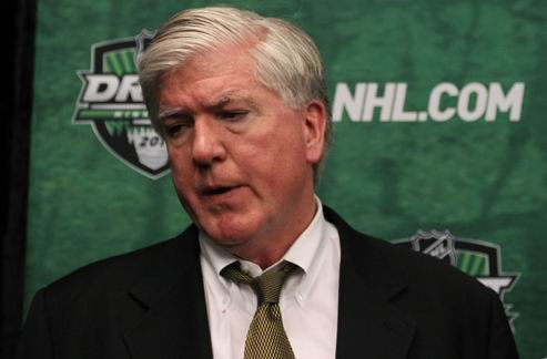 НХЛ. Торонто: Бурк о контракте Ричардса, переходах Стэмкоса и Даути