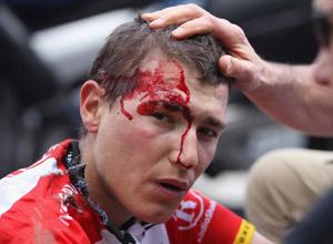 Для Брайковича Тур де Франс окончен