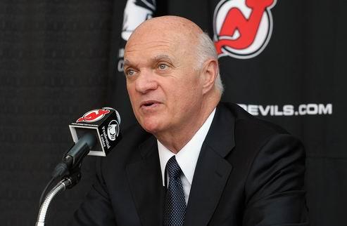 НХЛ. Нью-Джерси продолжает поиск главного тренера