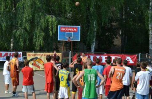 УСЛ-2011. BC Azovmash Streetball Cup 2011