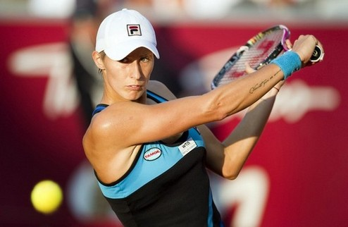 Баштад (WTA). Херцог побеждает в финале
