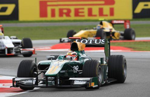 GP2. ������������. ����� �1. ������ ������, ����� iSport �� �������