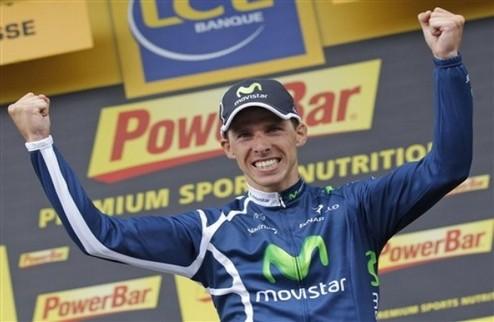 Тур де Франс 2011. Герой дня. Руи Кошта