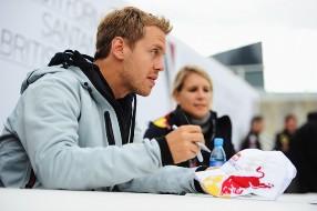 Феттель доволен результатами квалификации к Гран-при Великобритании