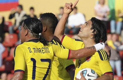 Колумбия — в четвертьфинале Копа Америка + ВИДЕО