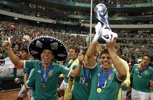 Мексика выигрывает ЧМ U-17 + ВИДЕО