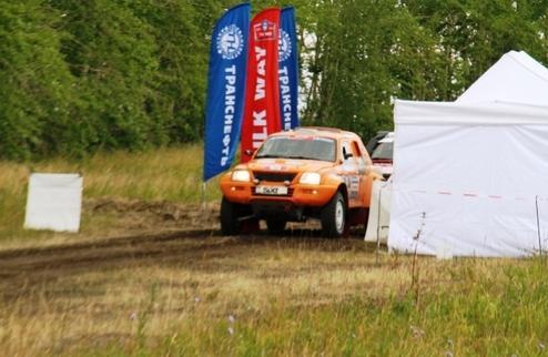 Второй этап команда SIXT UKRAINE завершает на отлично