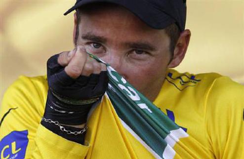 Тур де Франс 2011. Паспортный контроль