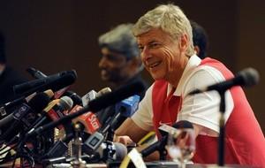 """Венгер: """"Сеск покинет Арсенал, если скажет, что несчастлив в Лондоне"""""""