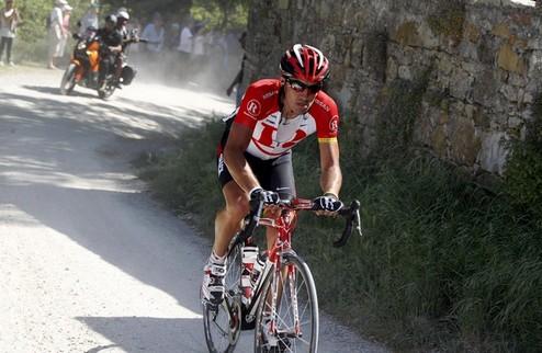 Попович сходит с Тур де Франс