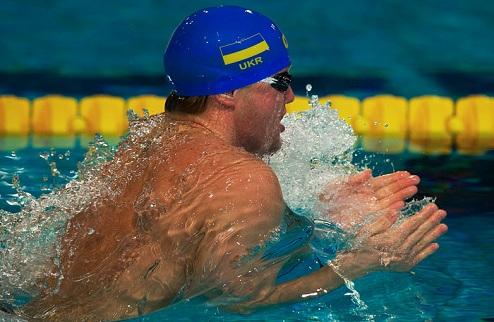 Плавание. В составе сборной Украины на ЧМ — 11 пловцов