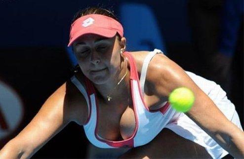 Бад Гаштайн (WTA). Халеп вылетает, Бондаренко в четвертьфинале