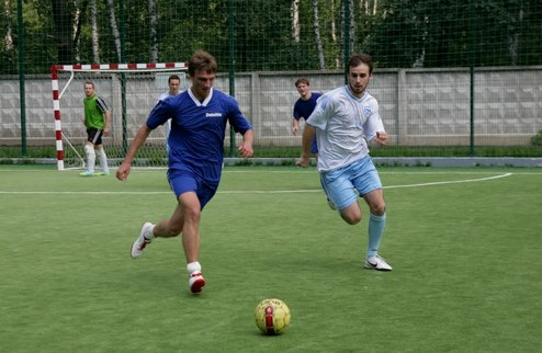 ДАТА-Спорт. Летний Кубок — 2011! 6-й тур