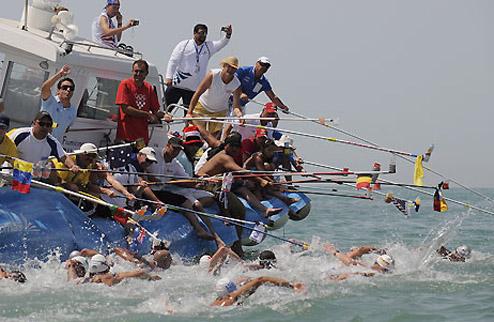 Плавание на открытой воде. Чего ждать в Шанхае?