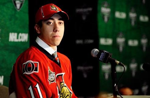 НХЛ. Оттава подписала форварда с драфта-2011