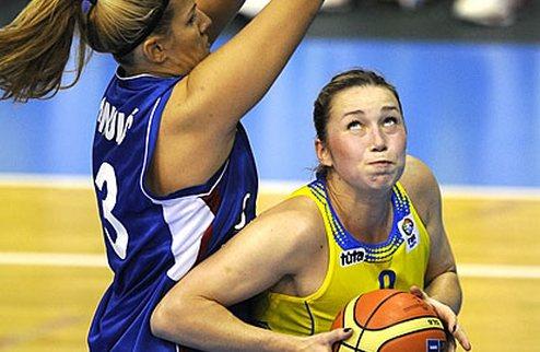 ЧЕ U-20. Украинки обыграли Литву