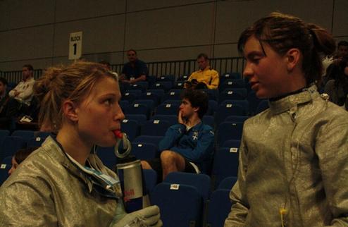 Фехтование. Пундик и Харлан в полуфинале ЧЕ-2011