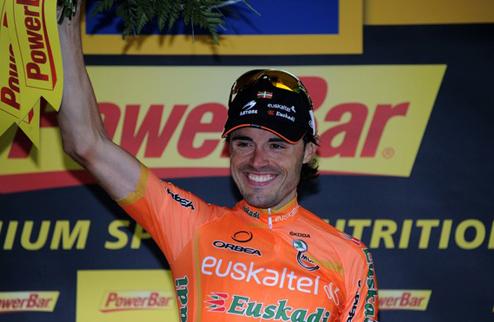 Санчес выигрывает этап, Контадор проигрывает время